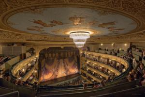 Сегодня, 5 октября исполняется 235 лет Мариинскому театру!